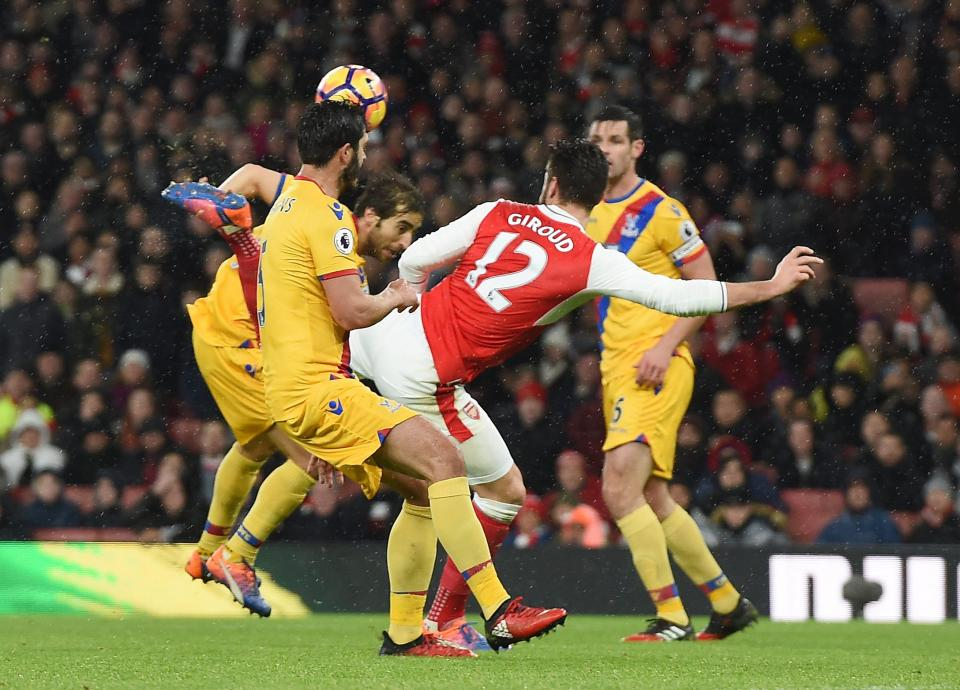 Could Olivier 'scorpion kick' Giroud leave Arsenal in January?