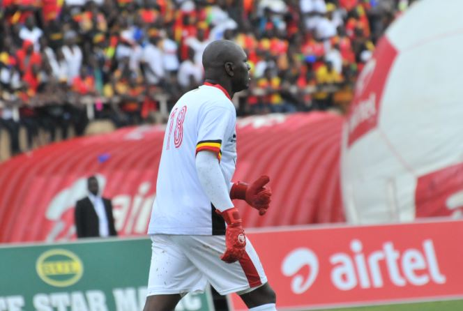 Onyango: Uganda Cranes wants to qualify to AFCON by Tuesday