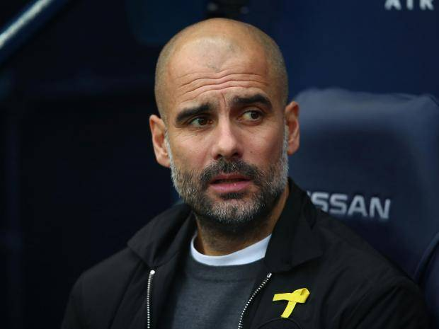 Guardiola fumes as star misses work permit ahead of Arsenal tie
