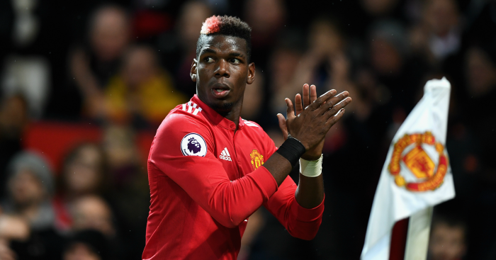 Pogba to United: Shoot or get shot