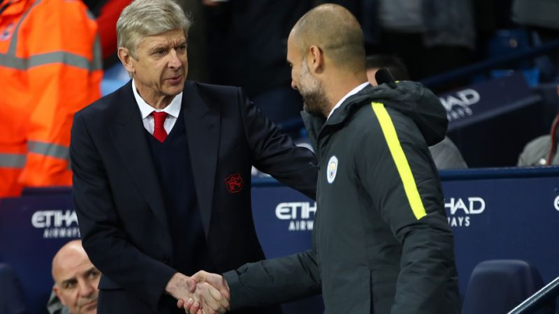 Wenger: Manchester City are not unstoppable