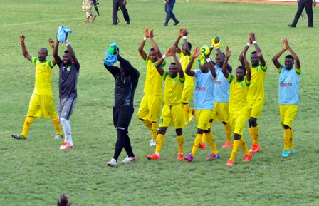 Plateau United beat Nasarawa to stay top