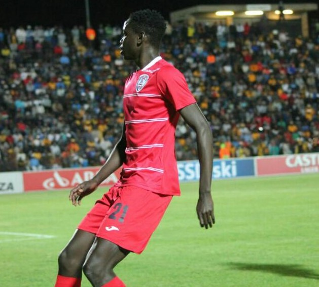 Okumu's Stars back to business in South Africa