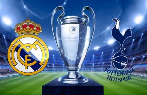 UEFA CL: Real Madrid Vs Tottenham Hotspur, match preview