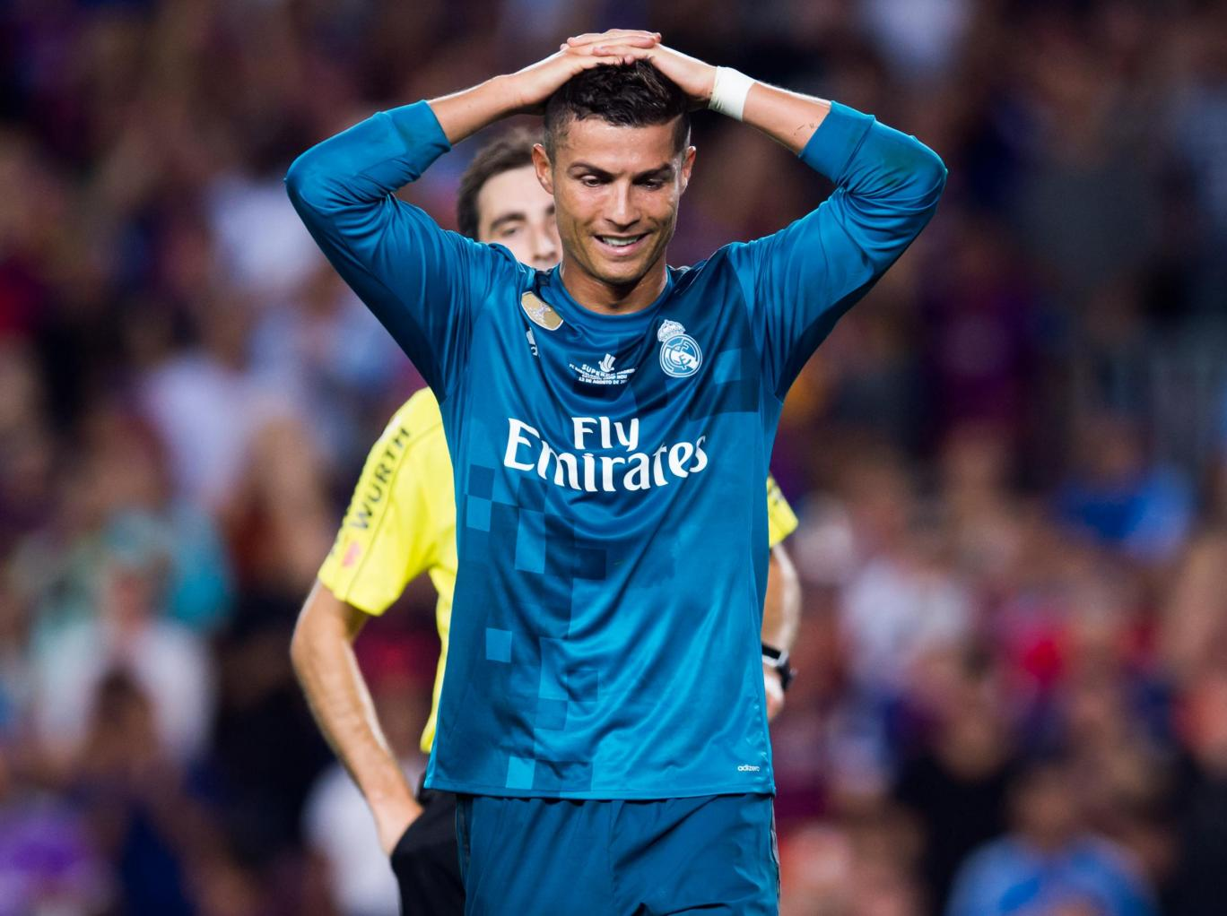 Mourinho rules out CR7 return