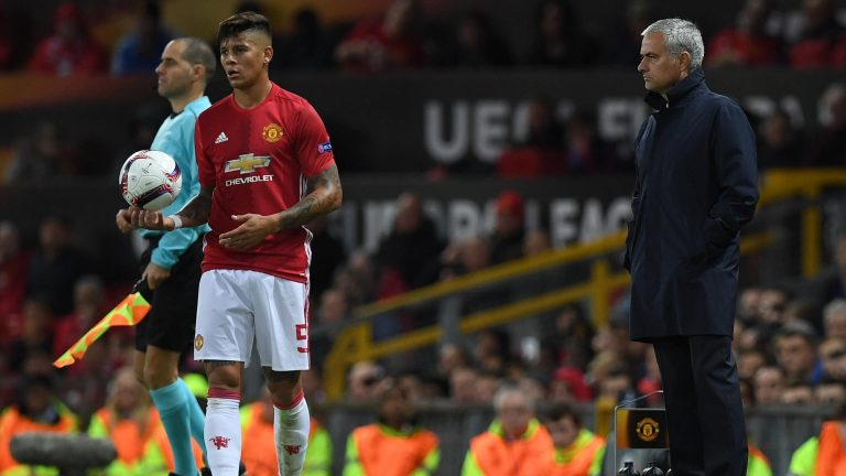 Marcos Rojo return: Where does he play?