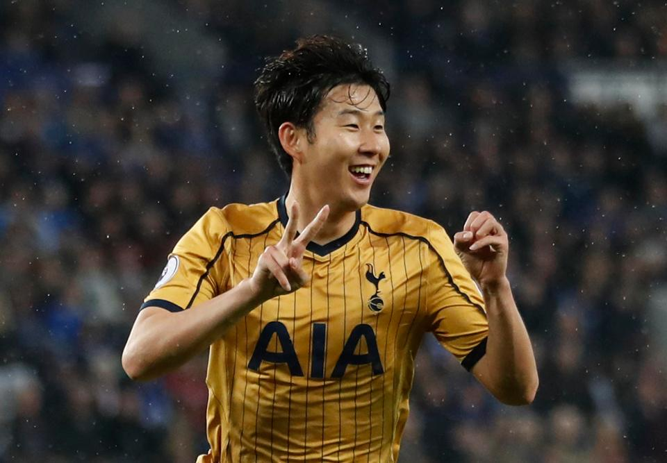 Son: Spurs deserve to beat Juventus