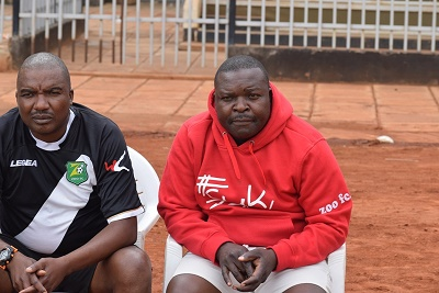 Zoo coach faults slow start for dropped points against Nzoia