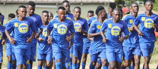 Napsa Stars target Charity Shield glory