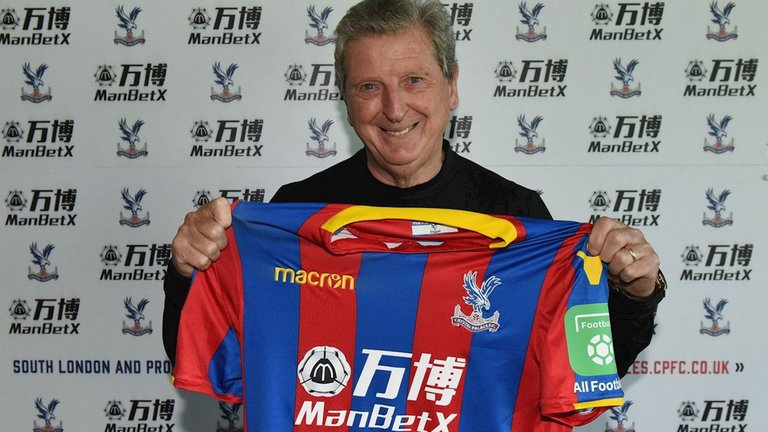 BREAKING: Hodgson extends Palace contract