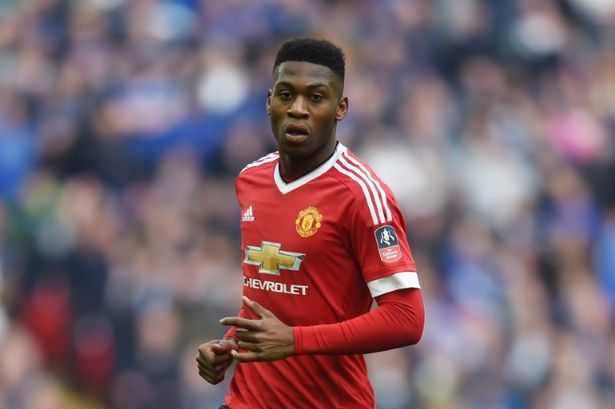 Manchester United defender joins Palace