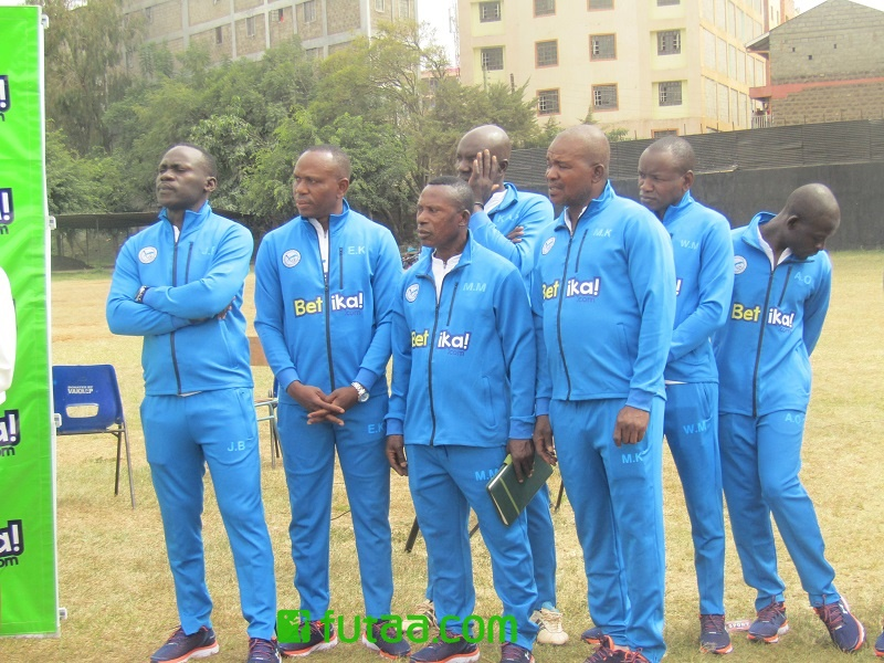 KPL side exudes faith in goalkeepers