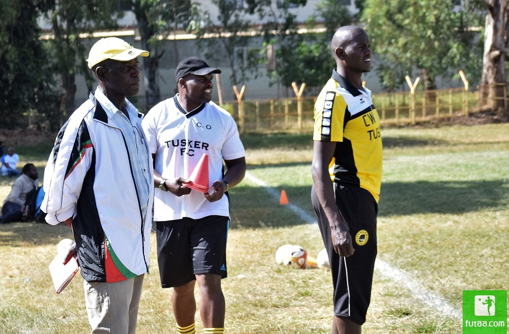 Nothing will come easy, Timbe forewarns Tusker