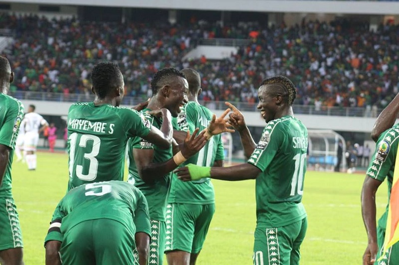 CHAN 2018: Cameroon record rare win as draws dominate