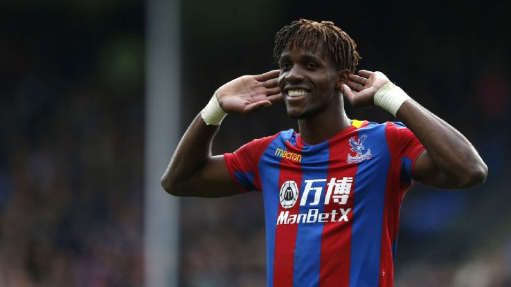 Cote D'Ivoire's Wilfried Zaha Forced To Withdraw From Squad
