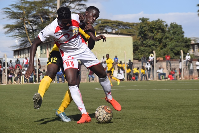 Kakamega Homeboyz thrashes AFC Leopards in heated clash