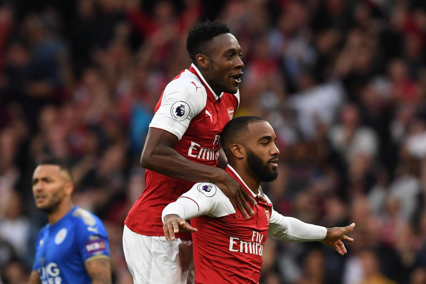 Welbeck ready to rival Aubameyang, Lacazette