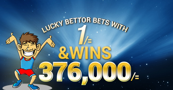 Super Lucky Gambler Wins 376,000 off a 1 Shilling Bet