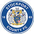 Stockport County-logo