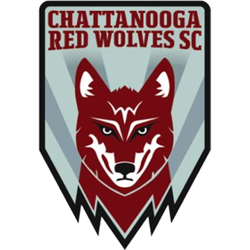 Chattanooga Red Wolves SC-logo