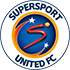 SuperSport United-logo