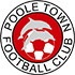 Poole Town FC-logo