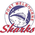 Port Melbourne Sharks SC-logo