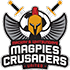Magpies Crusaders-logo