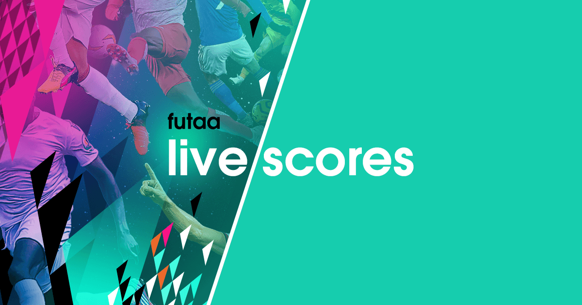 Futaa Live Score Live Scores Results And Tables For All