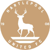 Hartlepool United FC-logo