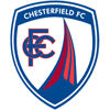 Chesterfield FC-logo